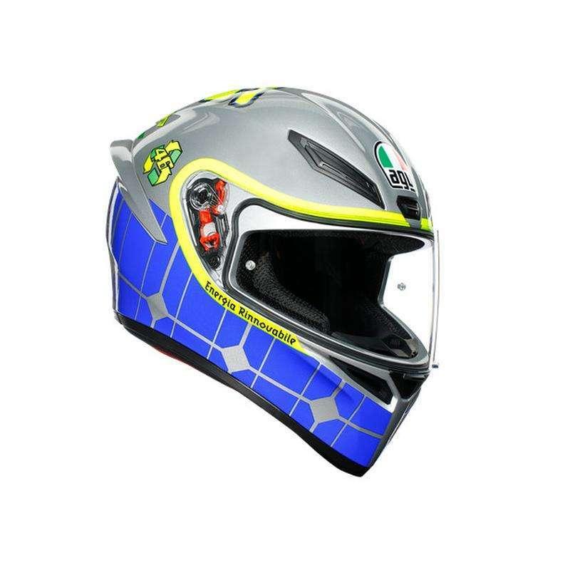 Jual Agv K1 Helmet Rossi Mugello 2015 Online Maret 2021 Blibli