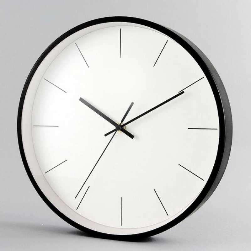 Jual Jam Dinding Modern Minimalis Tidak Berisik Jam Tembok Online Januari 2021 Blibli
