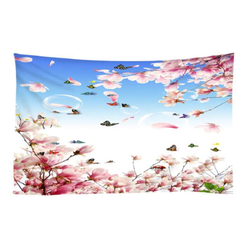 Jual Art Home Wall Tapestry Digital Printed Wall Hanging Living Room Decoration Online Januari 2021 Blibli