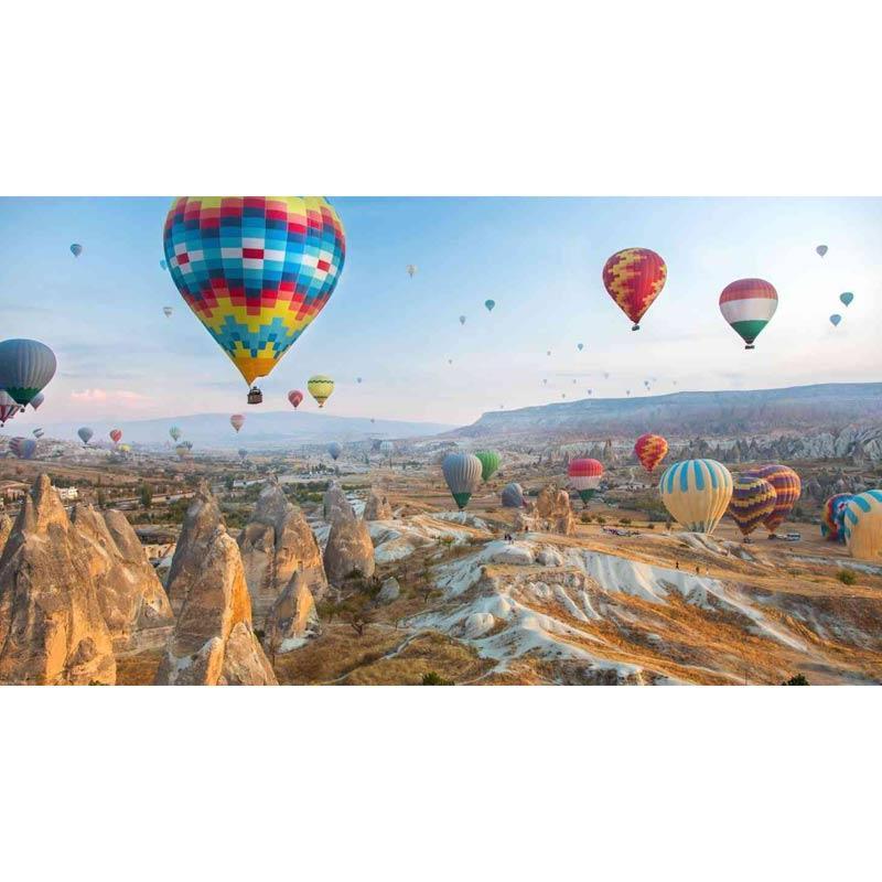 GOCHINA GOTURKEY Wonderful Turkey Tour Luar Negeri 10D7N