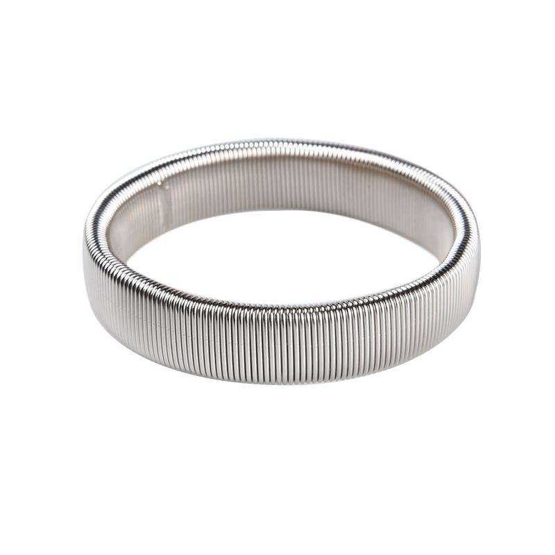 1901 Jewelry Chavalia Bangle GL.204.HR17 Gelang - Silver