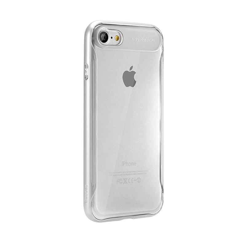 Baseus Fusion Series Casing for iPhone 7 - Silver