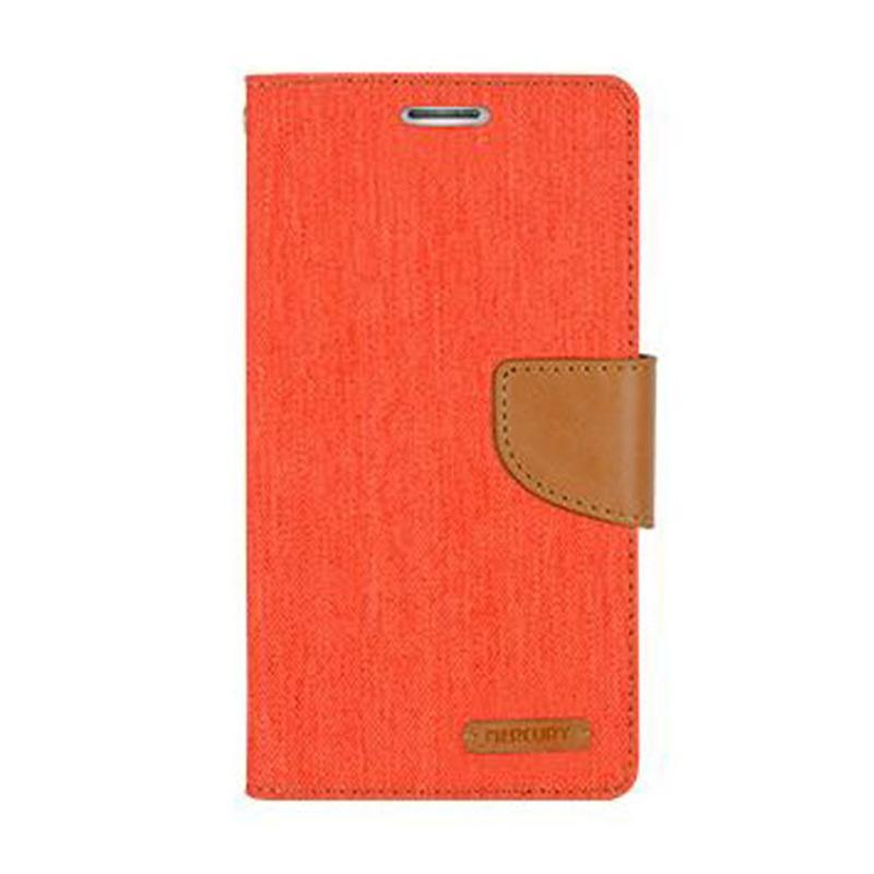 Mercury Canvas Diary iPhone 7 Plus 5.5 - Orange