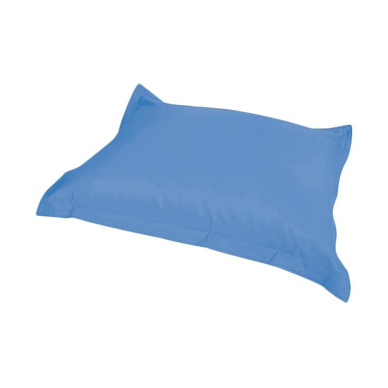 Prissilia Bean Bag Pillow Bantal Duduk - Blue