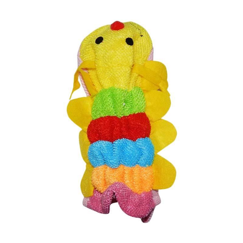 Wonderland Washlap Karakter Caterpillar