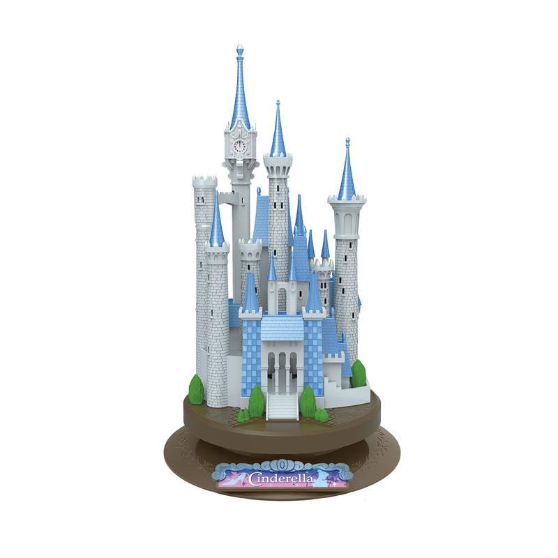 Bandai Cinderella Castle Craft Collection Model Kit