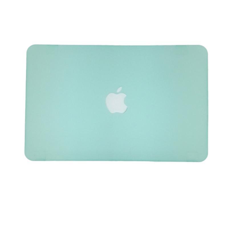 harga Theapplestuff.com Hardcase Casing for Macbook Air 11 Inch - Matte Green Blibli.com