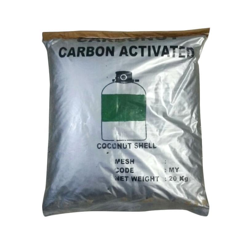 Blue Gold Carbon Media Water Treatment Perlengkapan Saluran Air