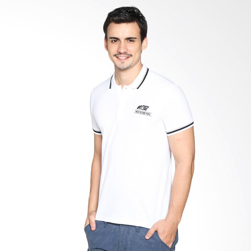 Nice To See yoU PSN-0004 Polo Shirt Pria Extra diskon 7% setiap hari Extra diskon 5% setiap hari Citibank – lebih hemat 10%