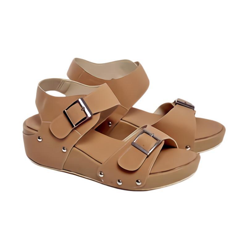Spiccato Folsenine SP 548.01 Sandal Wedges Wanita