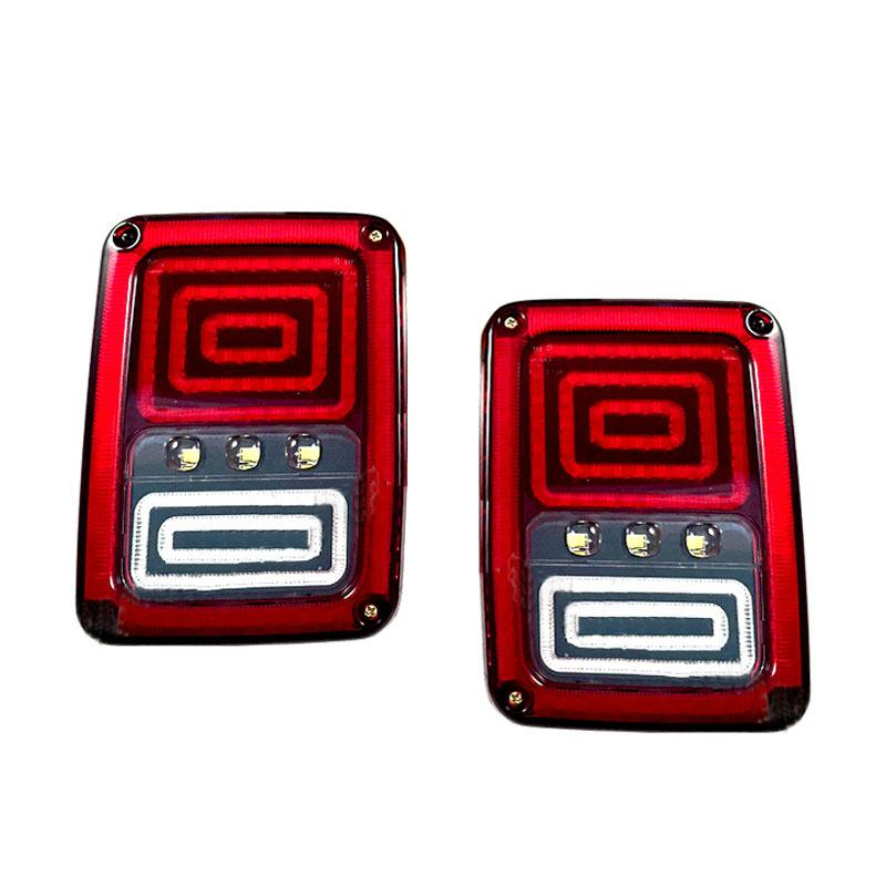Depo Stop Lamp Or Tail Lamp For Jeep Wrangler