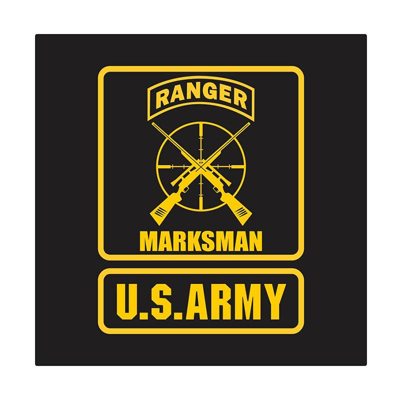Kyle US Army Ranger Marksman Cutting Sticker