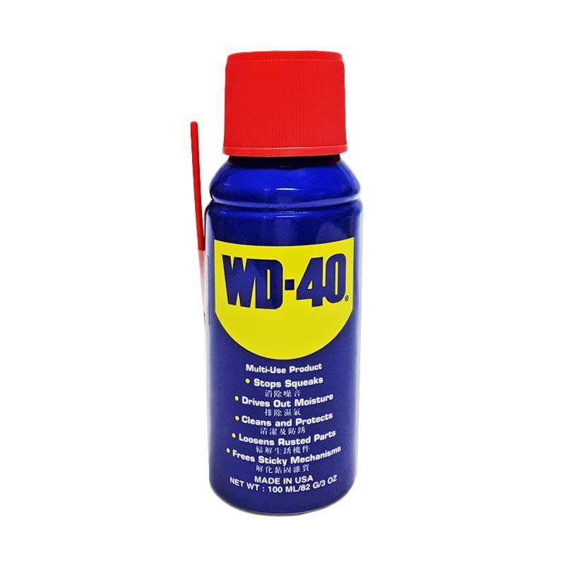 WD-40 Multiuse Product Pelumas Multiguna [100 mL/3 oz]