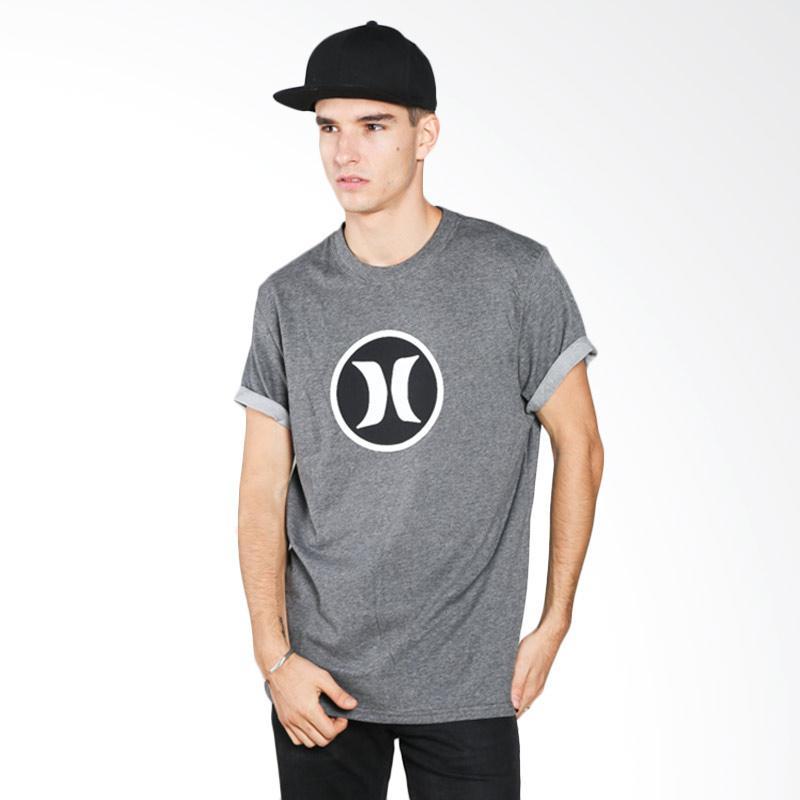 Hurley AMTSBKDF-07F Block Party T-shirt - Grey Extra diskon 7% setiap hari Extra diskon 5% setiap hari Citibank – lebih hemat 10%