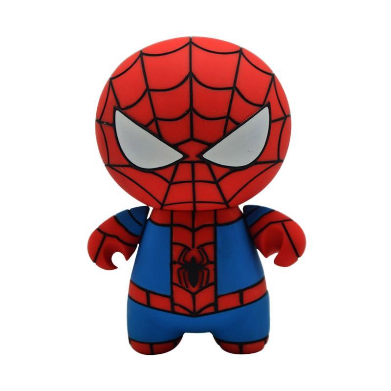 harga OEM Marvel Action Figure Spiderman Powerbank [2600 mAh] Blibli.com