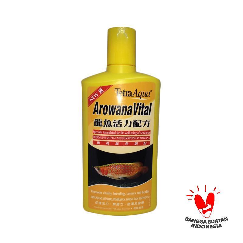 Tetra Aqua Arowana Vital Obat Suplemen Ikan [500 mL]