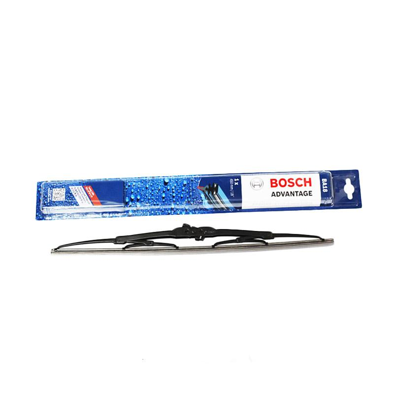 harga Bosch Advantage Wiper Blade for Nissan Livina [R : 24 & L : 14] Blibli.com