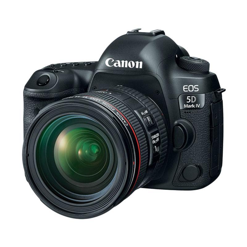 Canon EOS 5D Mark IV Kit EF 24-70MM F/4L IS USM Kamera DSLR