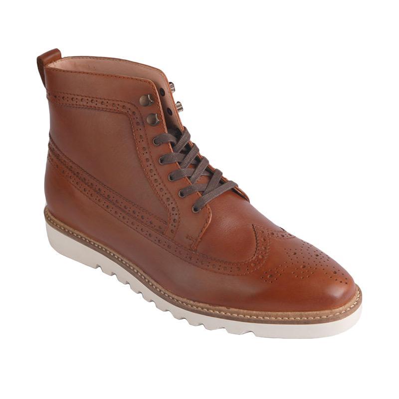 Ftale Footwear Integra Mens Shoes - Patina Cuoio