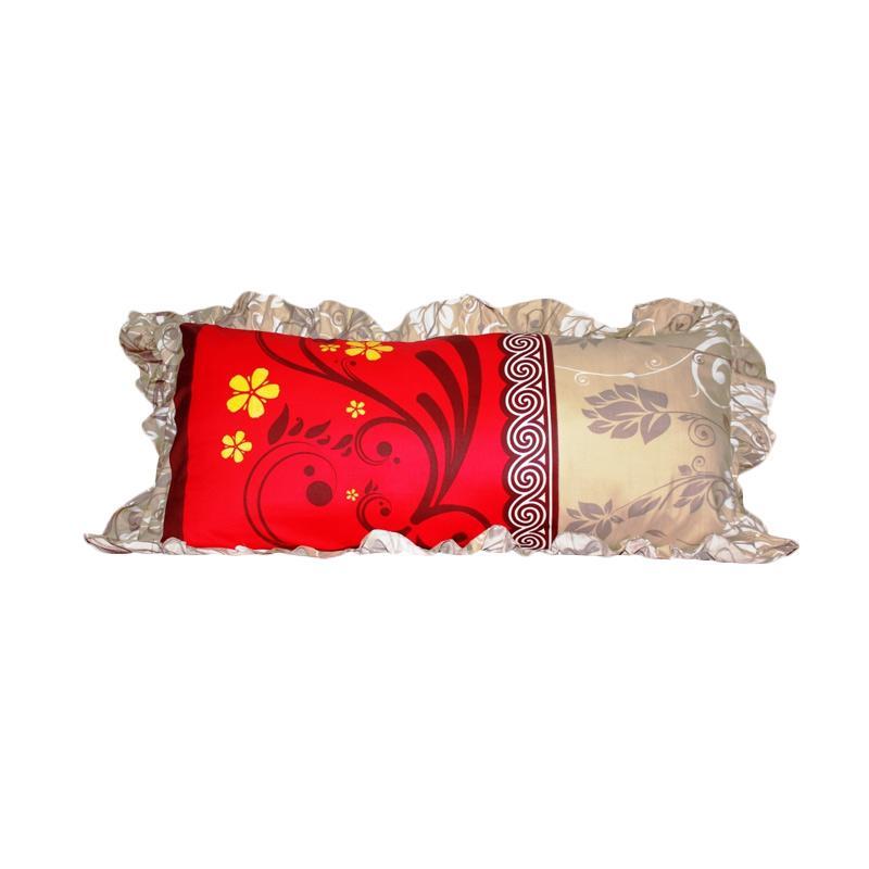 Monalisa Carlota Sarung Bantal Cinta [45 x 95 cm]