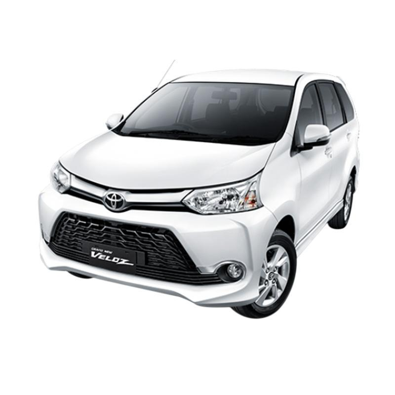 Toyota Grand New Avanza 1.3 Veloz Mobil - White