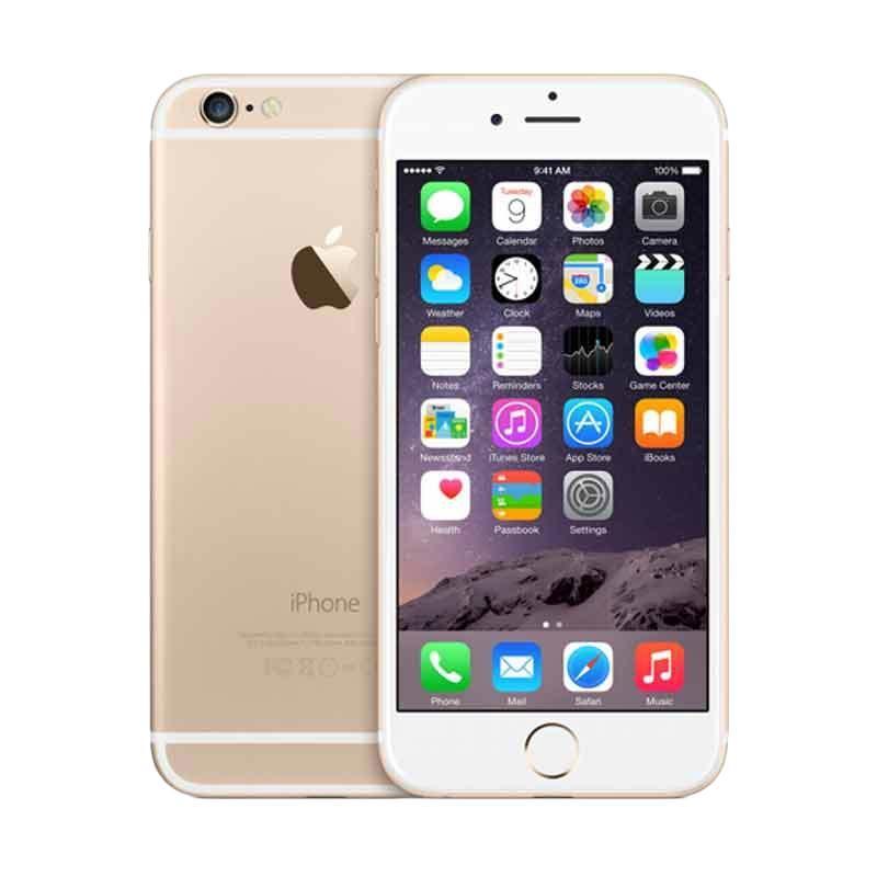 Apple iPhone 6s 32 GB Smartphone - Gold [Garansi Resmi]