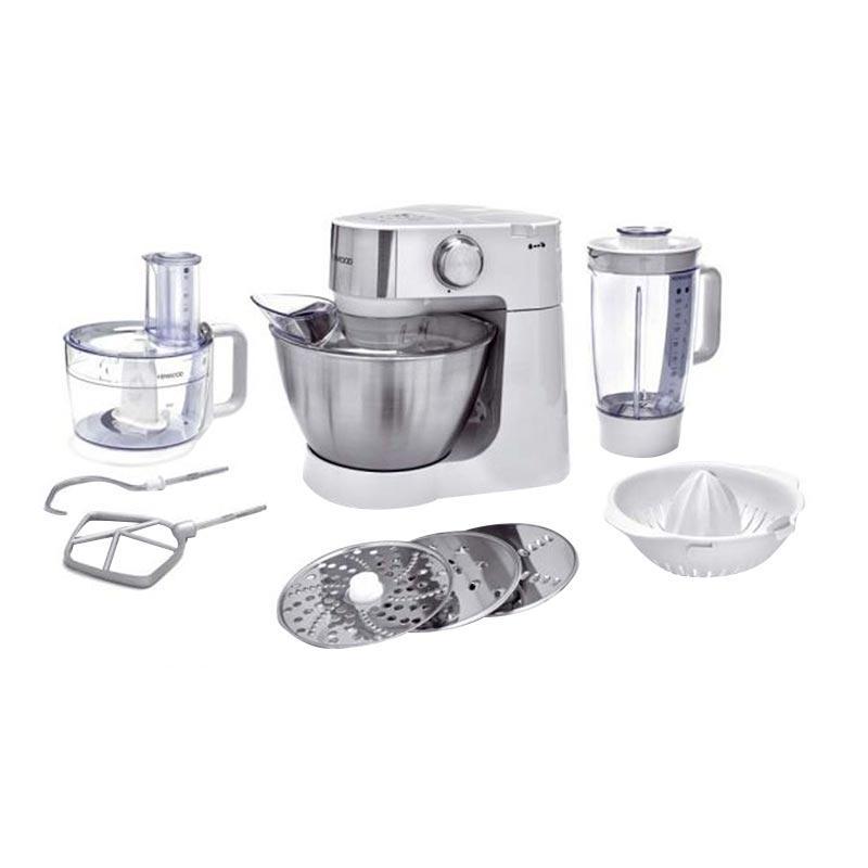 Kenwood KM282 Prospero Kitchen Machine - Putih Extra diskon 7% setiap hari Extra diskon 5% setiap hari Citibank – lebih hemat 10%