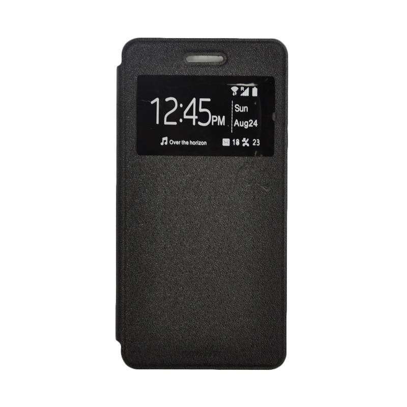 SMILE Standing Flip Cover Casing for Andromax R2