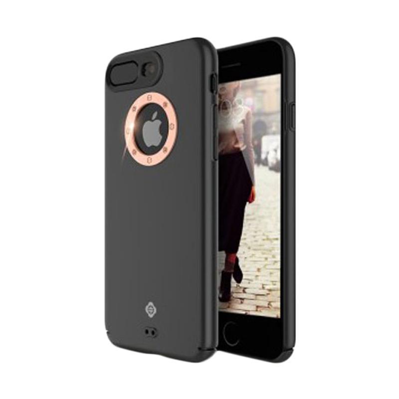 Totu Basis Series Casing  for Iphone 7 plus - Rose Gold