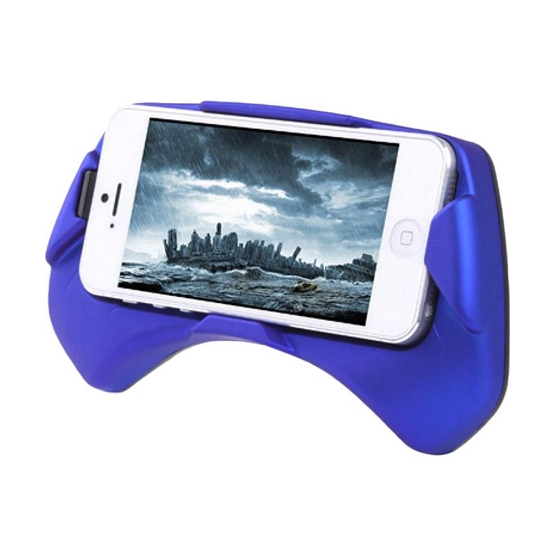 Ipega Gaming Console Hand Grip for iPhone 5/5s/SE - Blue