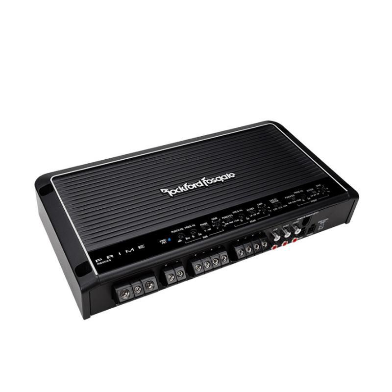 ROCKFORD FOSGATE R600X5 - POWER 5 CHANNEL