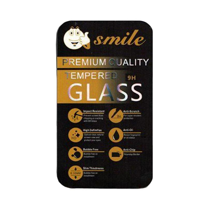 SMILE Tempered Glass Screen Protector for Samsung Galaxy J1 Ace J110 - Clear