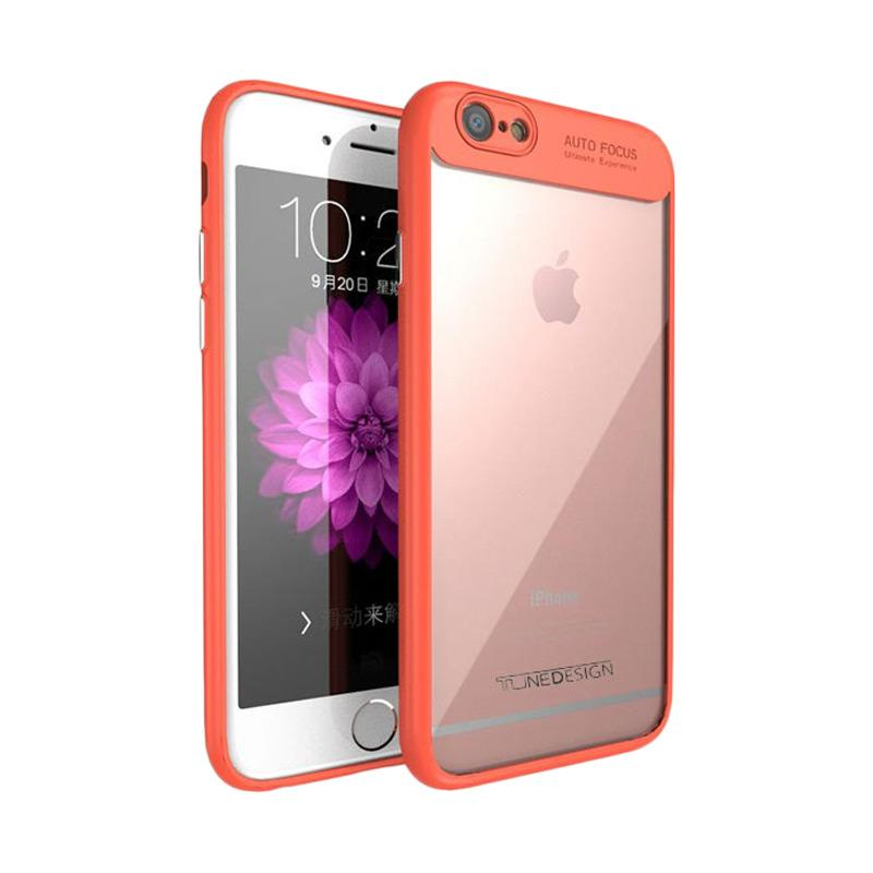 Tunedesign Sky Eye Casing for iPhone 7 - Red