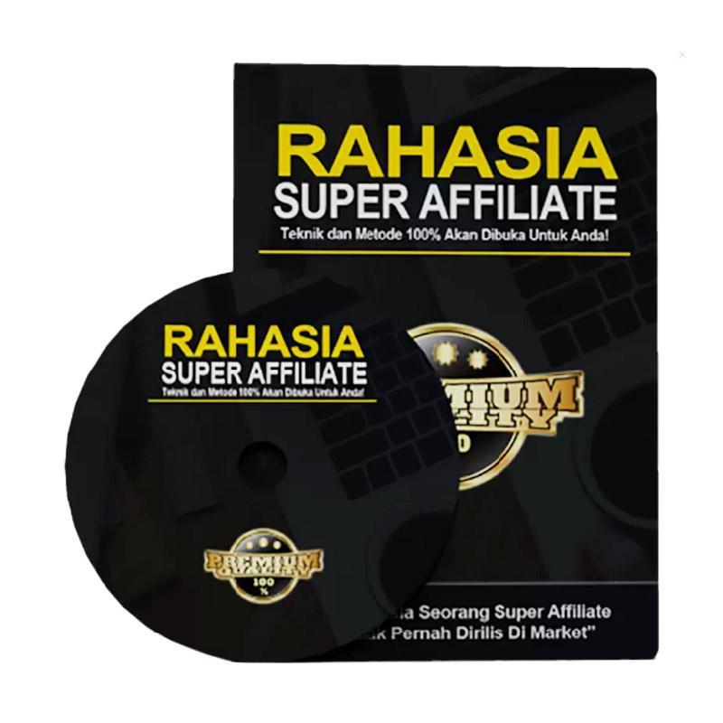 AdaMurah CD Video E-Books Rahasia Super Affiliate