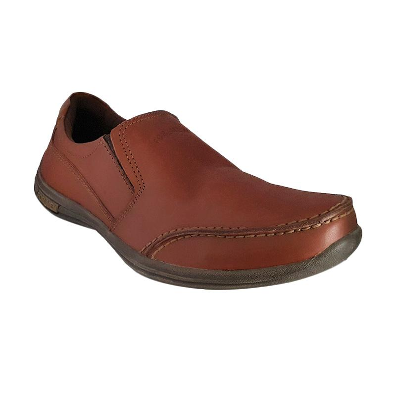 Formen FM 06 Kulit Dress Loafers - Brown