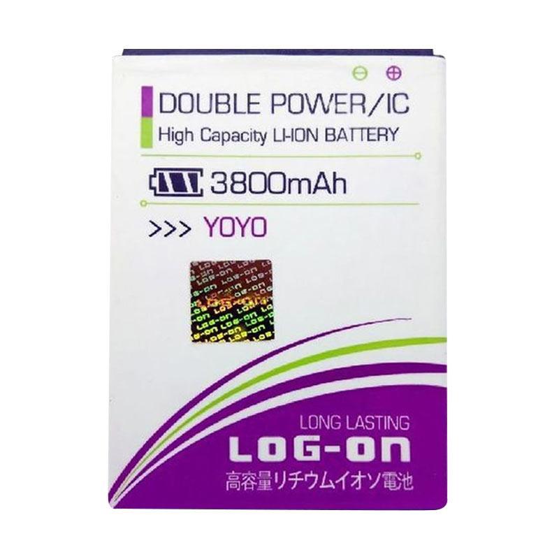 Log On Double Power Battery for Oppo Neo K [3800 mAh]