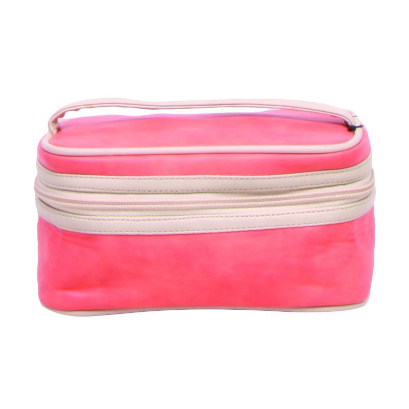 Machupicchu Beauty Bag PBT.05 Tas Wanita - Peach