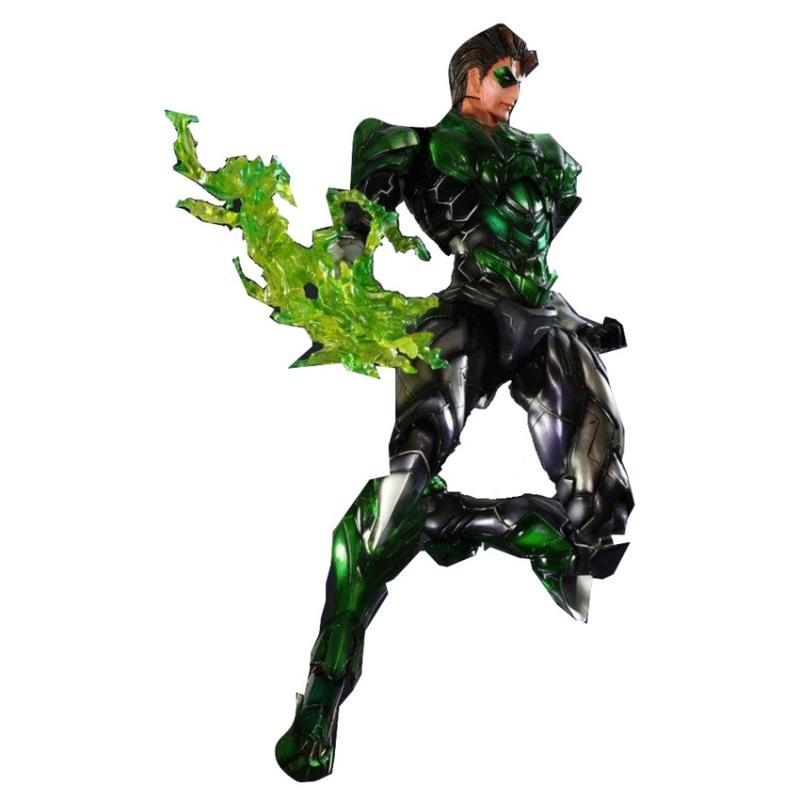harga Square Enix Play Arts Kai Green Lantern Action Figure Blibli.com