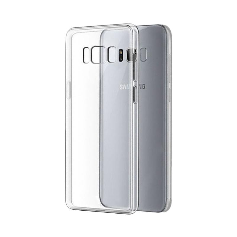 Totu Soft Series Casing For Samsung Galaxy S8 - Clear