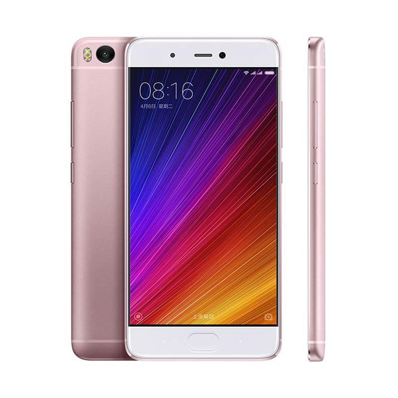 Xiaomi Mi 5S Smartphone - Rose Gold [128GB/ 4GB]