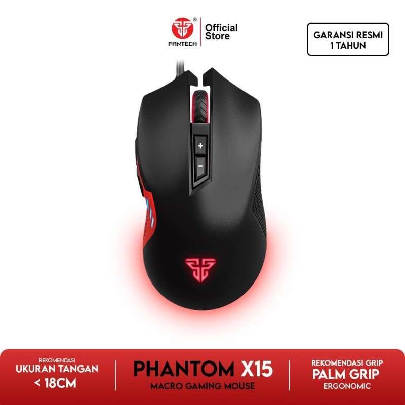 Fantech PANTHOM X15 Mouse Gaming Macro