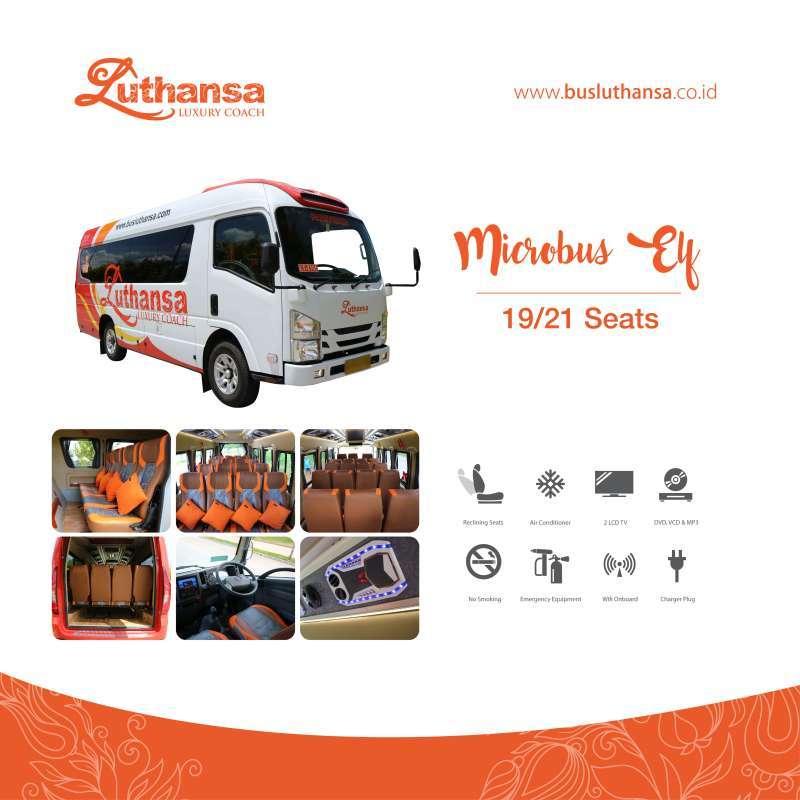 Jual Luthansa Luxury Coach Sewa Bus Pariwisata Tujuan Bandung Selatan Ciwidey 2 Hari 1 Malam 19 21 Seats Online Maret 2021 Blibli