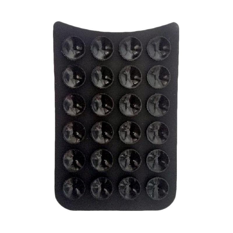 Universal 24 Tentakel Holder Gurita for Handphone - Black