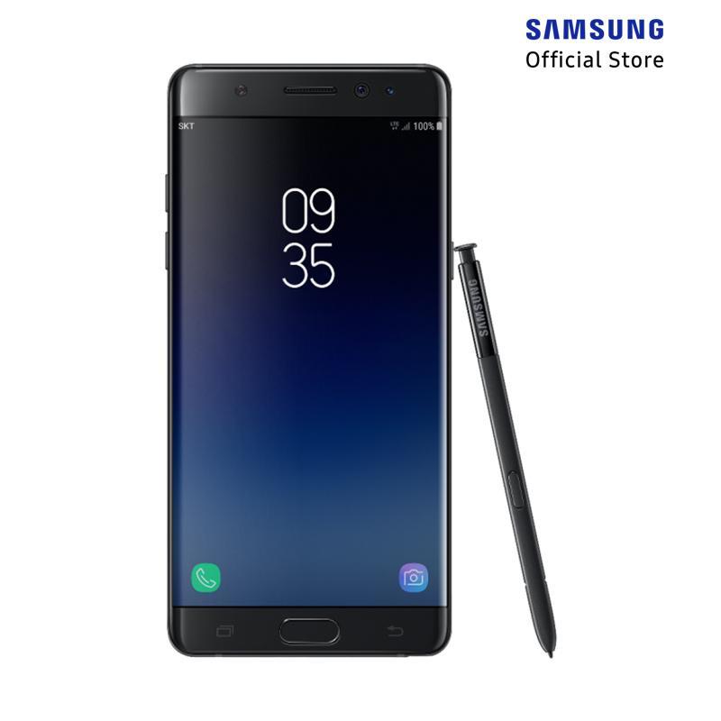 Samsung Galaxy Note FE Smartphone - Black Onyx [64GB/ 4 GB]