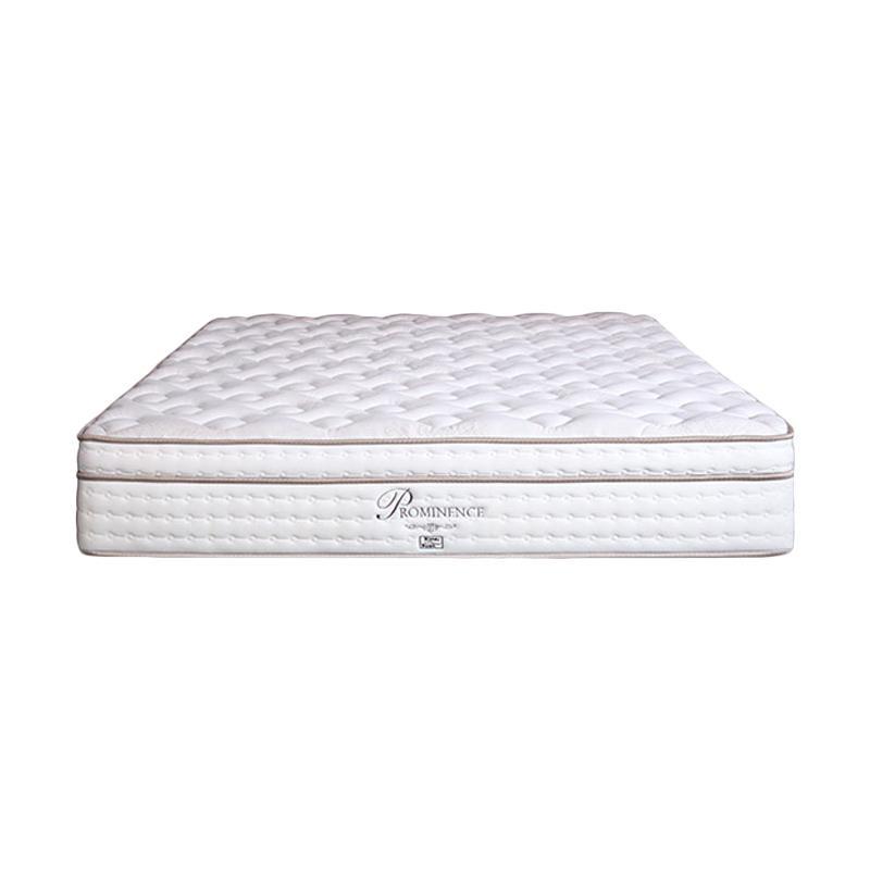 King Koil Prominence Kasur Springbed [Tanpa Divan/ Jabodetabek & Bandung] + Free Bed Linen