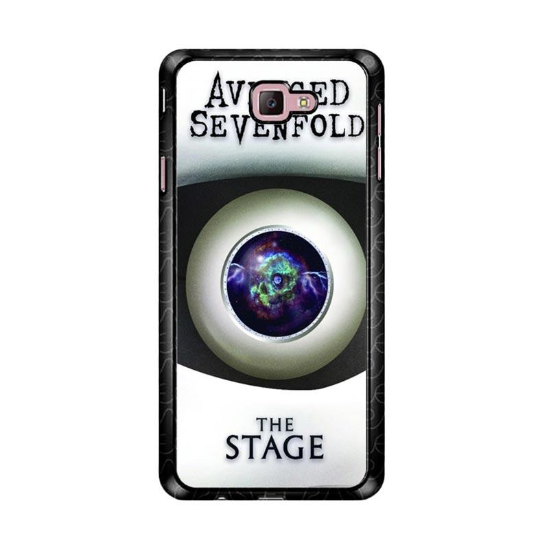 Flazzstore The Stage Avenged Sevenfold Z4092 Custom Casing for Samsung Galaxy J7 Prime