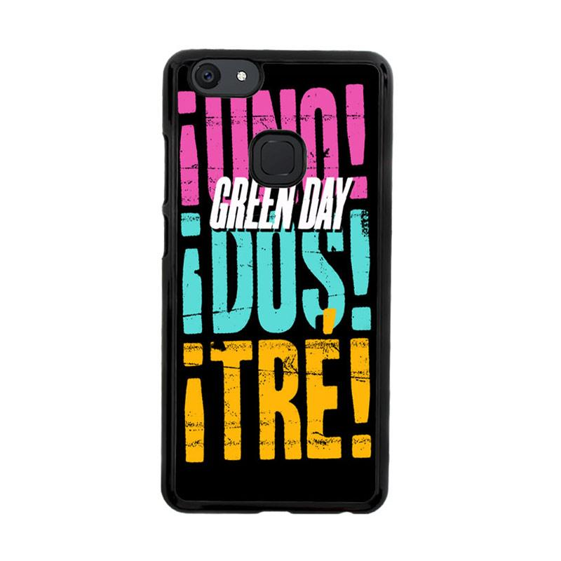 Flazzstore Green Day 2013 Uno Dos Tre Z0553 Custom Casing for Vivo V7
