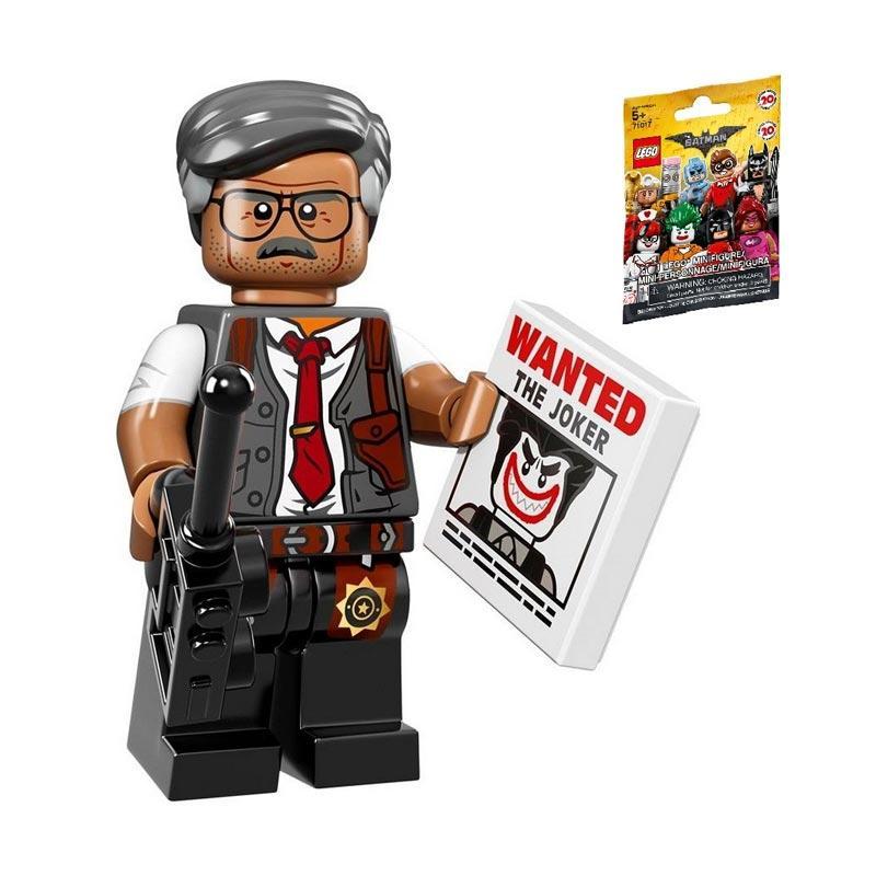Joker  Arkham Asylum Nr 8 LEGO® Minifiguren 71017 THE LEGO® BATMAN MOVIE