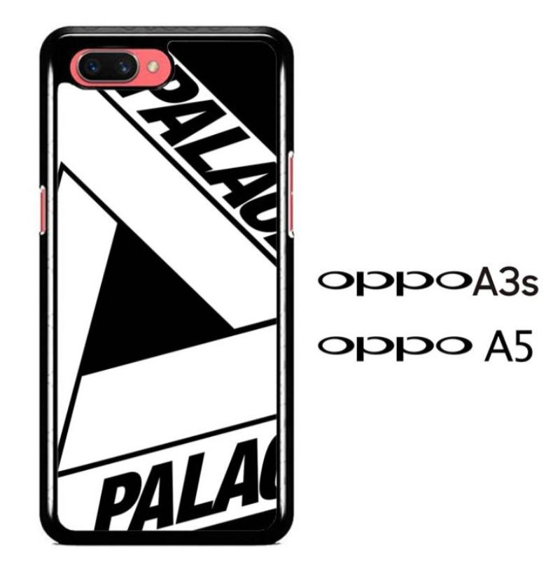 castlecase casing custom hardcase palace black and white wallpaper l0547  oppo a3s