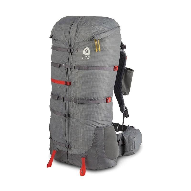 Sierra Design Flex Carriel Tas Backpack Unisex Original 40 60L